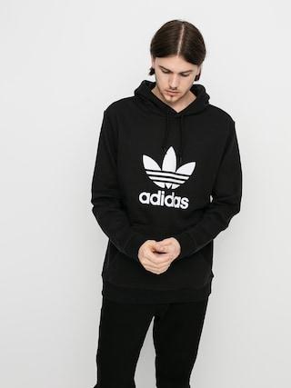 adidas Originals Trefoil HD Kapucnis pulu00f3ver (black)