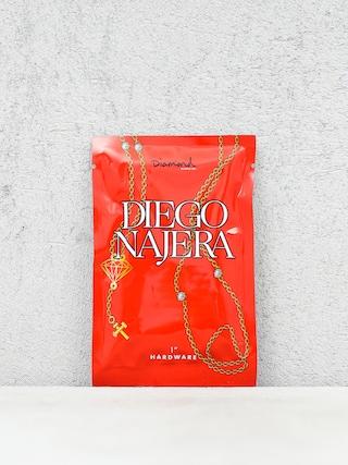 Diamond Supply Co. Diego Najera Pro Csavarku00e9szlet (gold)