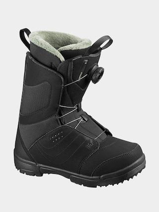 Salomon Pearl Boa Wmn Snowboard cipu0151k (black/black/tropical p)
