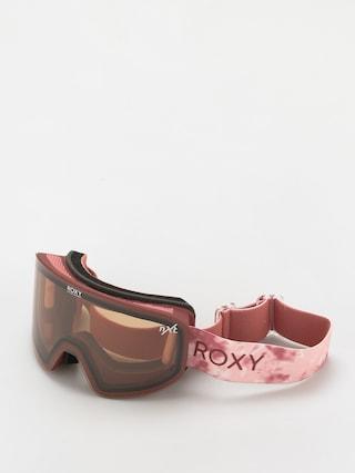 Roxy Feelin Wmn Snowboard szemu00fcveg (silver pink tie dye)