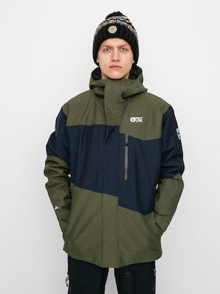 Picture Styler Snowboard dzseki (dark blue army green)