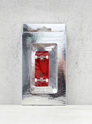 Grand Fingers Pro Fingerboard (red/silver/white)