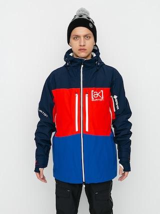Burton Ak Gore Tex Swash Snowboard dzseki (dress blue/flame scarlet/lapis blue)