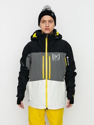 Burton Ak Gore Tex Swash Snowboard dzseki (true black/castlerock/white mist)