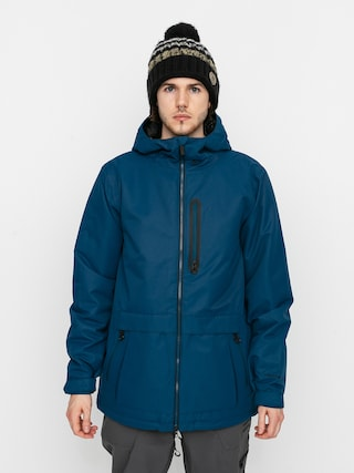 Volcom Deadlystones Ins Snowboard dzseki (blue)