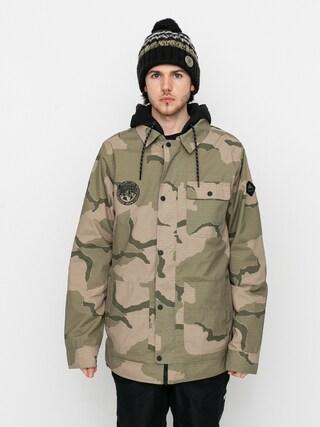 Burton Dunmore Snowboard dzseki (barren camo)