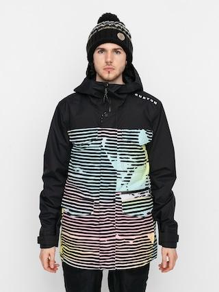 Burton Covert Snowboard dzseki (true black/instigator)