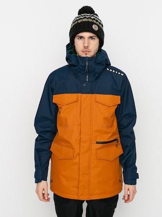 Burton Covert Snowboard dzseki (dress blue/true penny)