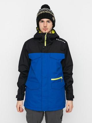 Burton Covert Snowboard dzseki (true black/lapis blue)