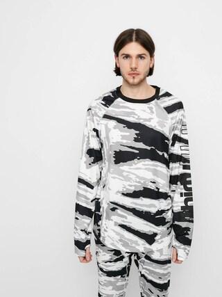 ThirtyTwo Ridelite Shirt Ls Alsu00f3nemu0171 (white/camo)