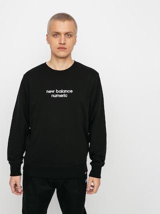 New Balance Numeric Boutique Crew Pulu00f3ver (black)