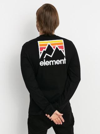 Element Joint Hosszu00fa ujju00fa felsu0151 (flint black)