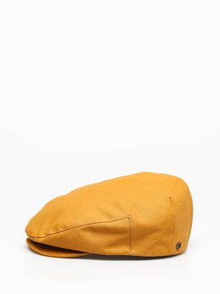 Brixton Hooligan Reserve Snap Cap Flat cap (washed copper)
