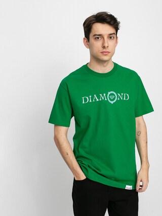 Diamond Supply Co. Pendant Ujjatlan felsu0151 (forest green)