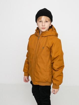 Volcom Hernan 5K Dzseki (golden brown)