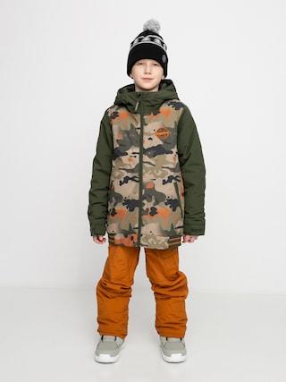 Burton Game Day Snowboard dzseki (kelp birch camo)
