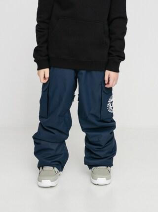DC Banshee Snowboard nadru00e1g (black iris)