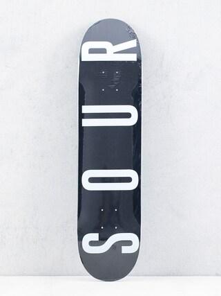 Sour Solution Sour Army Gu00f6rdeszka lap (black)