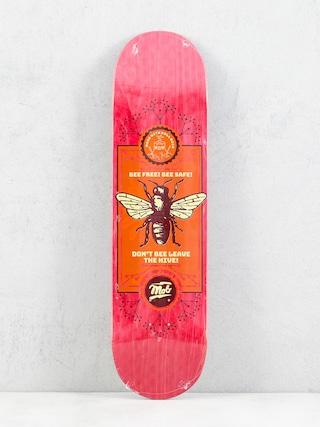 Mob Skateboards Bee Gu00f6rdeszka lap (red)