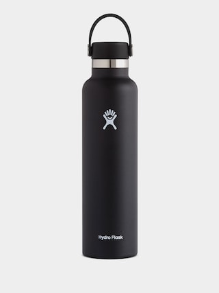 Hydro Flask Standard Mouth 710 Ml Hu0151palack (black)