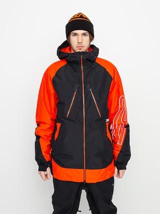 ThirtyTwo Tm Jacket Snowboard dzseki (black/orange)