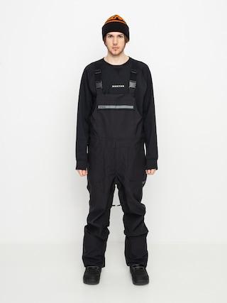 ThirtyTwo Basement Bib Snowboard nadru00e1g (black)