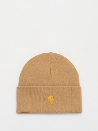 Carhartt WIP Chase Sapka (dusty h brown/gold)