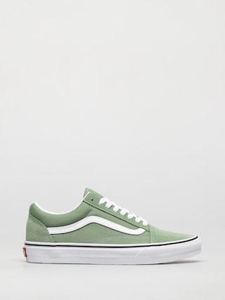 Vans Old Skool Cipu0151k (shale green/true white)