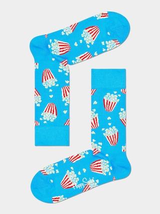 Happy Socks Popcorn Zokni (blue)
