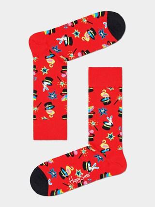 Happy Socks Magic Zokni (red)