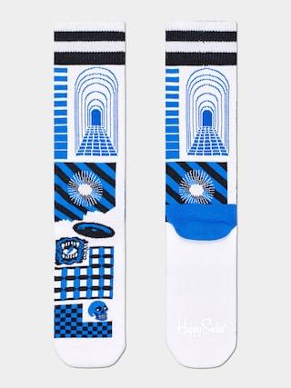 Happy Socks Cover Zokni (white)