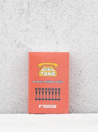 Dial Tone Csavarku00e9szlet Matchbook Bolts Phillips (orange)