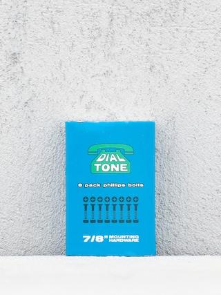 Dial Tone Csavarku00e9szlet Matchbook Bolts Phillips (blue)