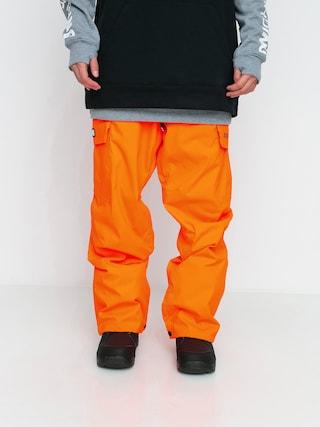 DC Banshee Snowboard nadru00e1g (shocking orange)
