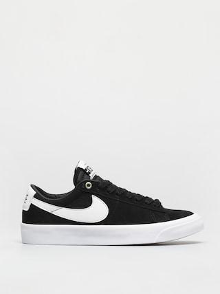 Nike SB Zoom Blazer Low Pro Gt Cipu0151k (black/white black gum light brown)