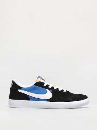 Nike SB Heritage Vulc Cipu0151k (black/white signal blue safety orange)