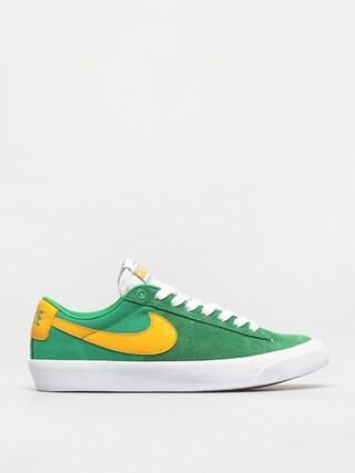 Nike SB Zoom Blazer Low Pro Gt Cipu0151k (lucky green/university gold black white)