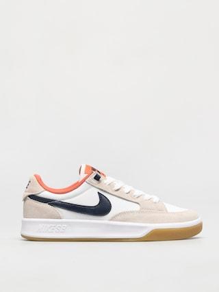 Nike SB Adversary Premium Cipu0151k (white/midnight navy turf orange)