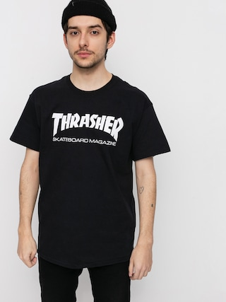 Thrasher Skate Mag Ujjatlan felsu0151 (black)