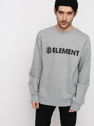 Element Blazin Crew Pulu00f3ver (grey heather)