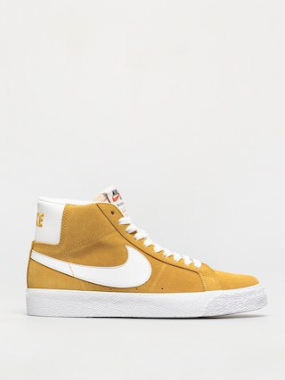 Nike SB Zoom Blazer Mid Cipu0151k (university gold/white university gold)
