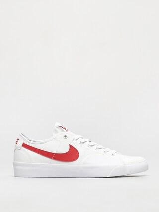 Nike SB Blazer Court Cipu0151k (white/university red white black)