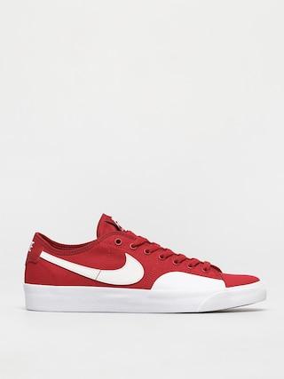 Nike SB Blazer Court Cipu0151k (gym red/white gym red gum light brown)