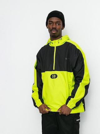 Nike SB Half Zip HD Dzseki (black/cyber/black/anthracite)