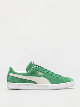 Puma Suede Teams Cipu0151k (green)