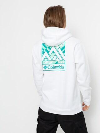 Columbia CSC Basic Logo II HD Kapucnis pulu00f3ver (white block print)