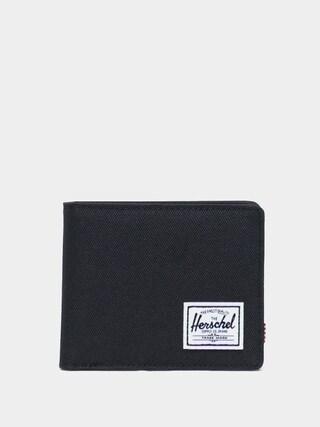 Herschel Supply Co. Roy Coin RFID Pu00e9nztu00e1rca (black)