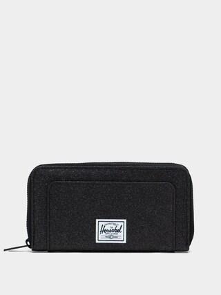 Herschel Supply Co. Thomas RFID Pu00e9nztu00e1rca (black sparkle)