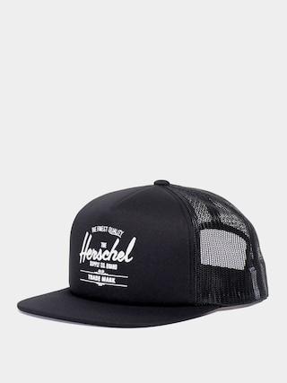 Herschel Supply Co. Whaler ZD Baseball sapka (mesh black)