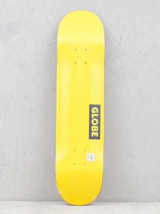 Globe Goodstock Gu00f6rdeszka lap (neon yellow)